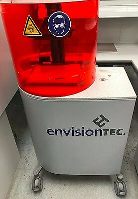 EnvisionTec P4 Standard 3D Printer Training+Install+Manufacture Warr+Delivery