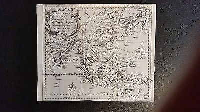1748 Map of the East Indies