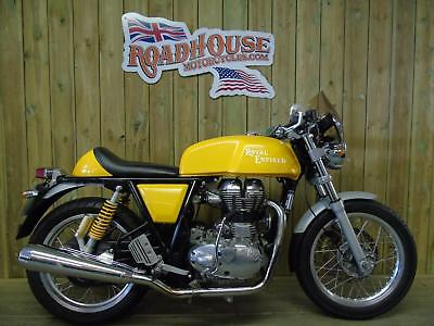 Royal Enfield Continental GT One Owner From New Only 7600 Miles * UK Delivery *