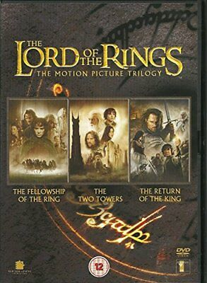 The Lord of the Rings Trilogy  **NEW**