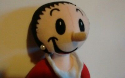 """Rare Long Legged OLIVE OYL 2004 Plush Toy From TV Series Collectables 19"""" long"""