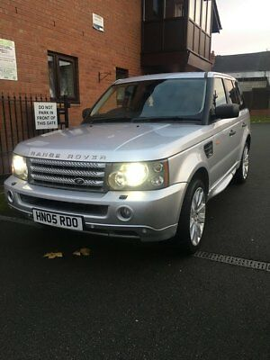 Land Rover Range Rover Sport 2.7 TD V6 HSE 5dr *CLEAN EXAMPLE* XENONS* 7 LOGIC