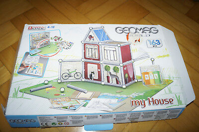 original Geomag world my house mit OVP - 60 Teile Swiss made