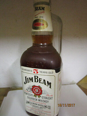 """ JIM-BEAM-KENTUCKY-Whisky"""