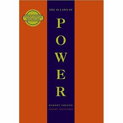 The 48 Laws of Power (A Joost Elffers Production) Robert Greene