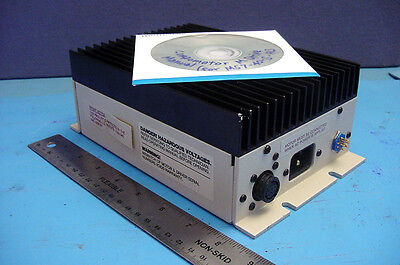 New, Unused Compumotor Stepper Motor Driver  M57-40-S-R13 With Cd Manual (Pdf)