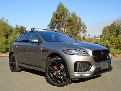 2018 Jaguar Other S 2018 Jaguar F-PACE S Automatic** Like New** Only 4k Miles**