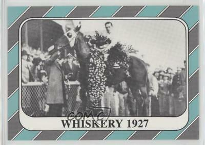 1991 Horse Star Kentucky Derby #53 Whiskery MiscSports Card
