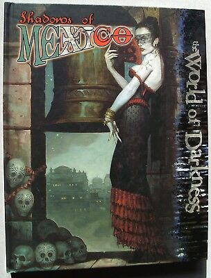 World of Darkness - Shadows of Mexico - White Wolf - Vampire