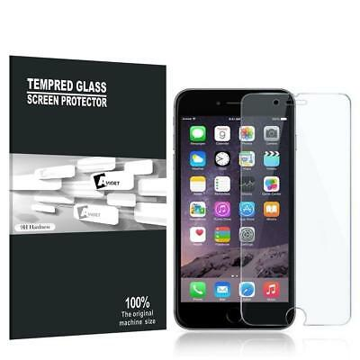 iPhone 8 Plus Screen Protector, AVIDET Premium Tempered Glass Protector for...