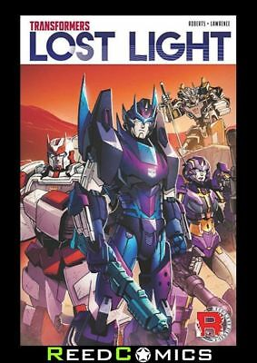 TRANSFORMERS LOST LIGHT VOLUME 1 GRAPHIC NOVEL Paperback Collects Issues #1-6