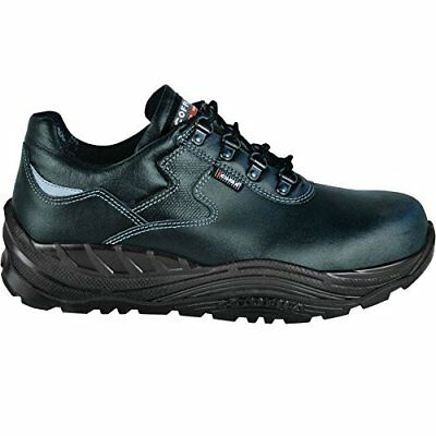 """Cofra 55190-000.W43 Size 43 S3 CI SRC """"Lissome"""" Safety Shoes - Black"""