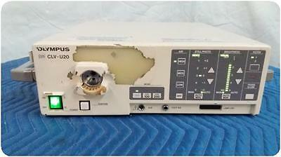 Olympus Clv-U20 Evis Universal Light Source @ (153168)