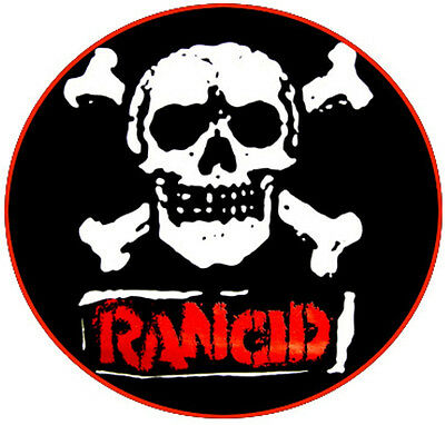 Rancid Iron On Transfer