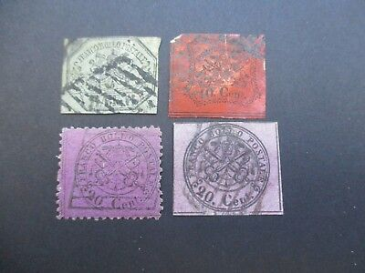 World Stamps: Old World Selection Used     (e121)