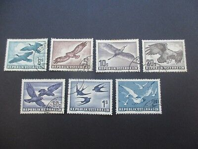 World Stamps: Austria Selection Used   (e143)