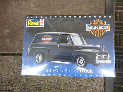 55 ford panel truck