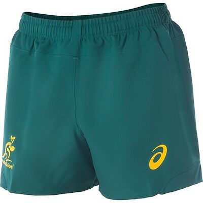 Wallabies 2015 Onfield Player Shorts Sizes XL - 4XL