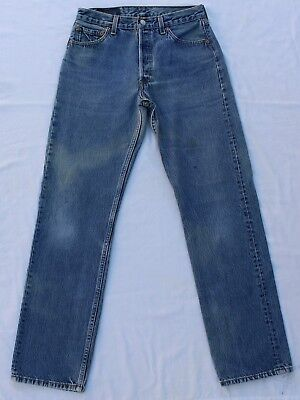 Vintage 90's Levi's 501 Country Denim Jeans