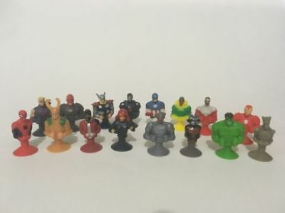 Marvel Micropopz full set of 16