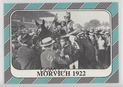 1991 Horse Star Kentucky Derby #48 Morvich MiscSports Card