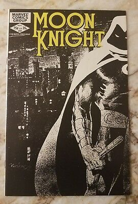 Moon Knight (1982) #23 Vf/nm High Grade Marvel.comic