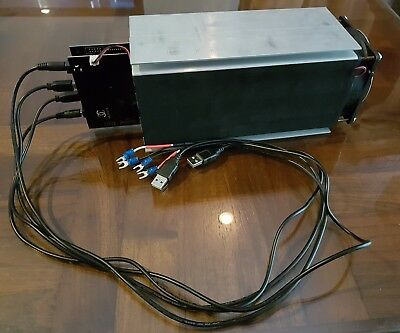 Gridseed G-Blade Scrypt Miner 5.2-6MH/S + usb + power leads. 4 x units available