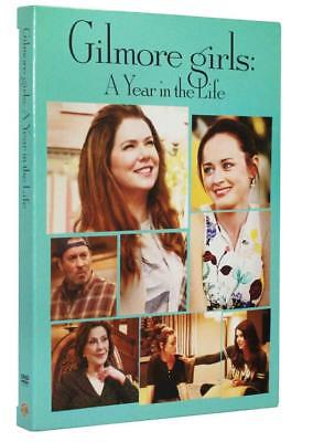 Gilmore Girls A Year In The Life Season 1(DVD,2017, 2-Disc Set) Brand New Sealed