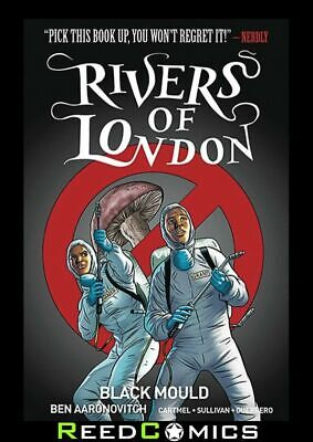 RIVERS OF LONDON VOLUME 3 BLACK MOULD GRAPHIC NOVEL Collects 5 Part Series