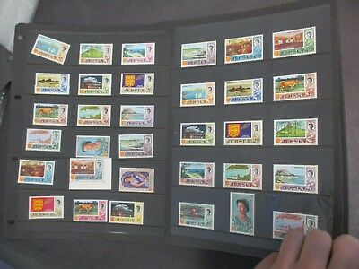 ESTATE SALE: Jersey Selection mint on pages -  ALL STARTS @ $1  (3637