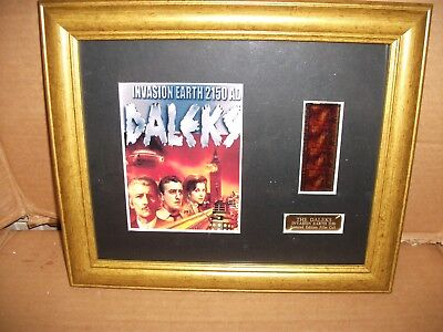 DR WHO THE DALEKS Ltd EDITION NUMBER 92 OF 500 IN GOOD CONDITION