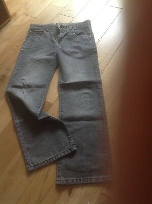Boys Next age 12 (152cm) grey jeans in great cond, never worn