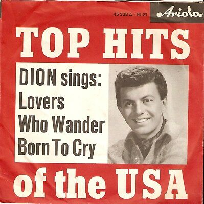 dion:  lovers who wander