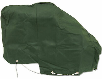 Green Deluxe Quality Universal Waterproof Caravan/Trailer Towing Hitch Cover