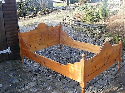 Large Old Double  Bed !! COLLECTION NORTH YORKS