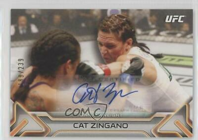 2016 Topps UFC High Impact Online Exclusive #5 Henry Cejudo Rookie MMA Card