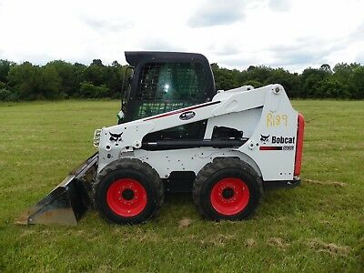2013 Bobcat S 630 Skid Steer