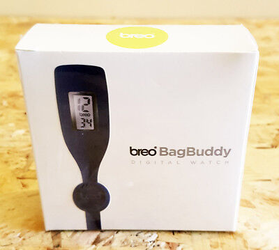 2 x Breo Bag Buddy Navy Digital Watch Available In Navy and Purple