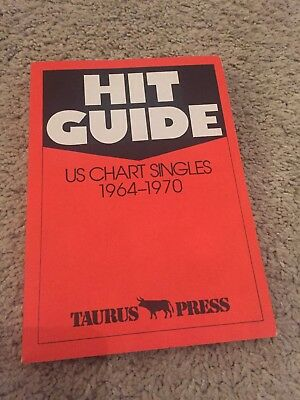Hit Guide. US Chart Singles 1964 - 1970