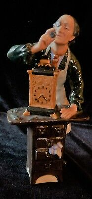 "Royal Doulton ""The Clockmaker"""