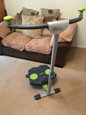 Thane Twist & Shape Full Body Workout Stepper Exercise Machine
