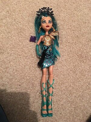 Monster High Nefera De Nile Boo York City Doll