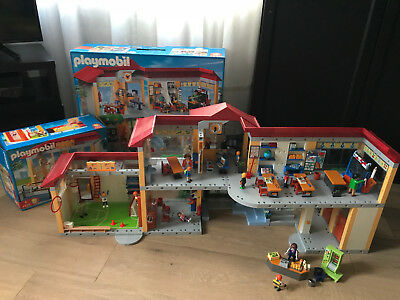 playmobil 4325 turnhalle sporthalle in ovp eur 13 50. Black Bedroom Furniture Sets. Home Design Ideas