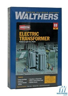 Walthers #933-3126  Transformer Kit  HO SCALE