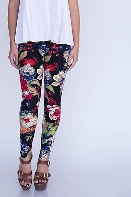 Leggings PS fits size 14-16 Buttery soft, Floral & Paisley prints