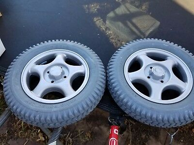 primo powertrax 3.00-8 tires for  electric  chair