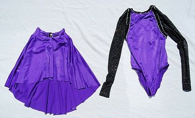 Girls 8-11 Dance Ballet Dress Costume - A Wish Come True (Tag Size Adult Small)
