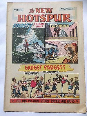 DC Thompson. THE NEW HOTSPUR Comic December 23rd 1961 *Free UK Postage*