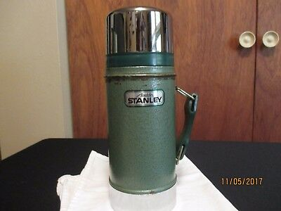 Vintage Aladdin Stanley 24 oz Wide Mouth Thermos A-1350B Made in USA unused?