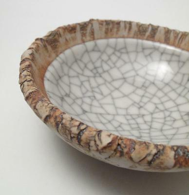 Signed Rynne Tanton Contemporary Australian Studio Pottery Dish / Bowl #2